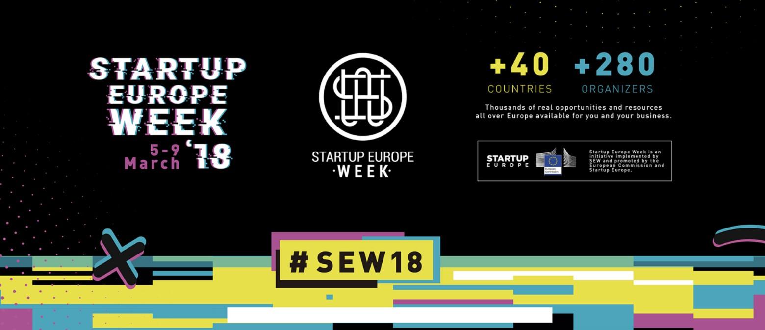 Startup Europe Week 2018 'European Regions as key players'