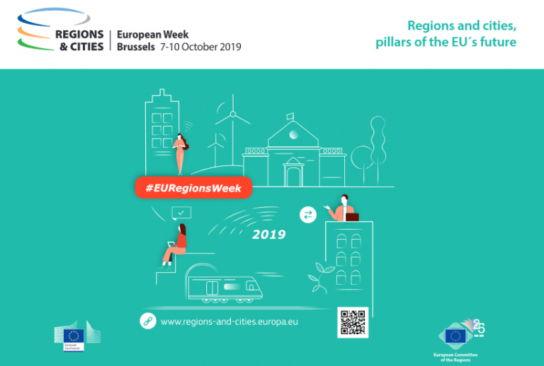 Our session at European Week of Regions and Cities