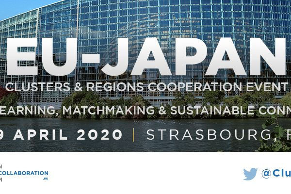 Call for interest: EU-Japan clusters & regions event