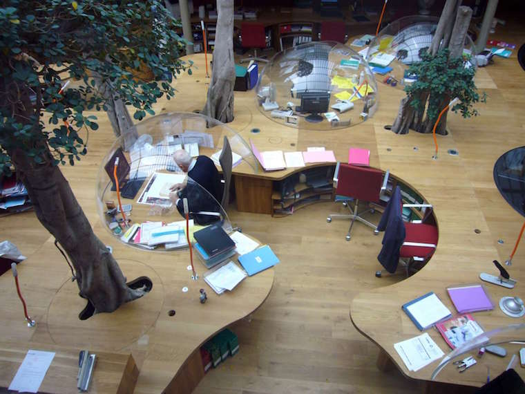 Showcasing workplace innovation ideas