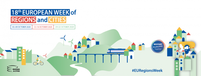 18th European Week of Regions and Cities We are going!