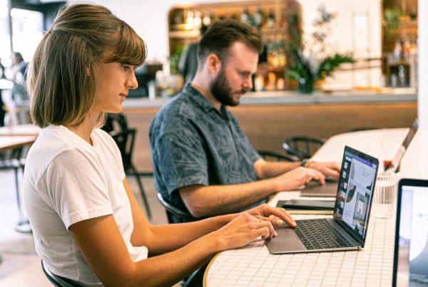 company embrace the digital age