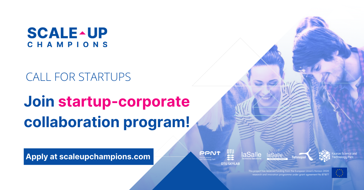 startup-corporate program